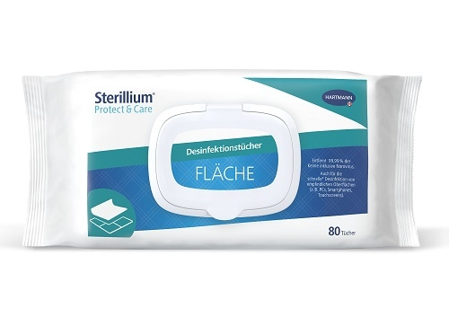 Sterilium Desinfektionstücher 10 Stück PZN 13901584