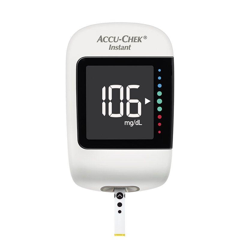 Accu-Chek Instant Blutzuckermessgerät PZN 16802428