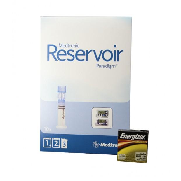 MiniMed Reservoir, 20 Stück, 3ml