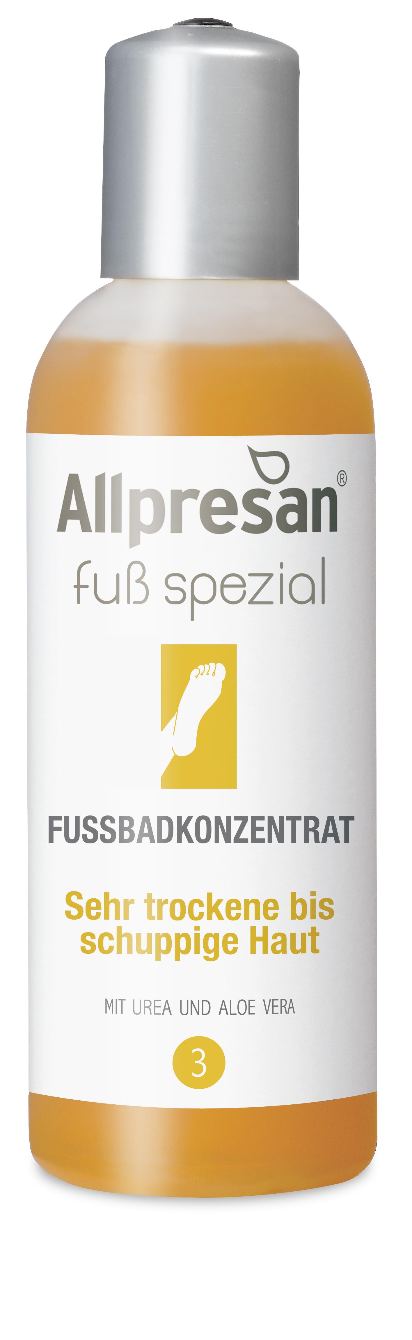 Allpresan Fuß spezial Fußbad-Konzentrat, 150 ml
