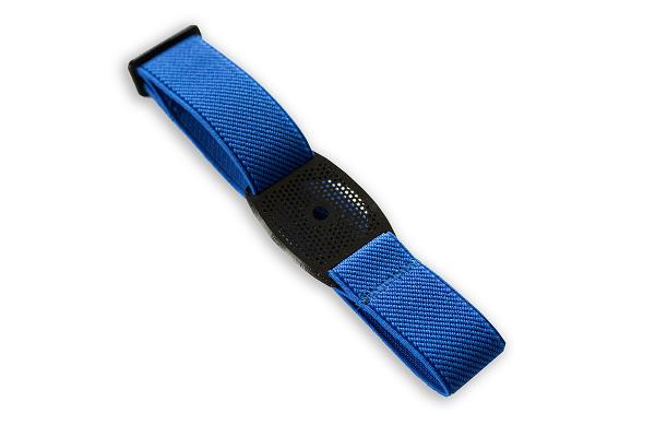 Freestyle Libre Fixierhalterung Gitter - 1 Stück, Blau, Gr.M