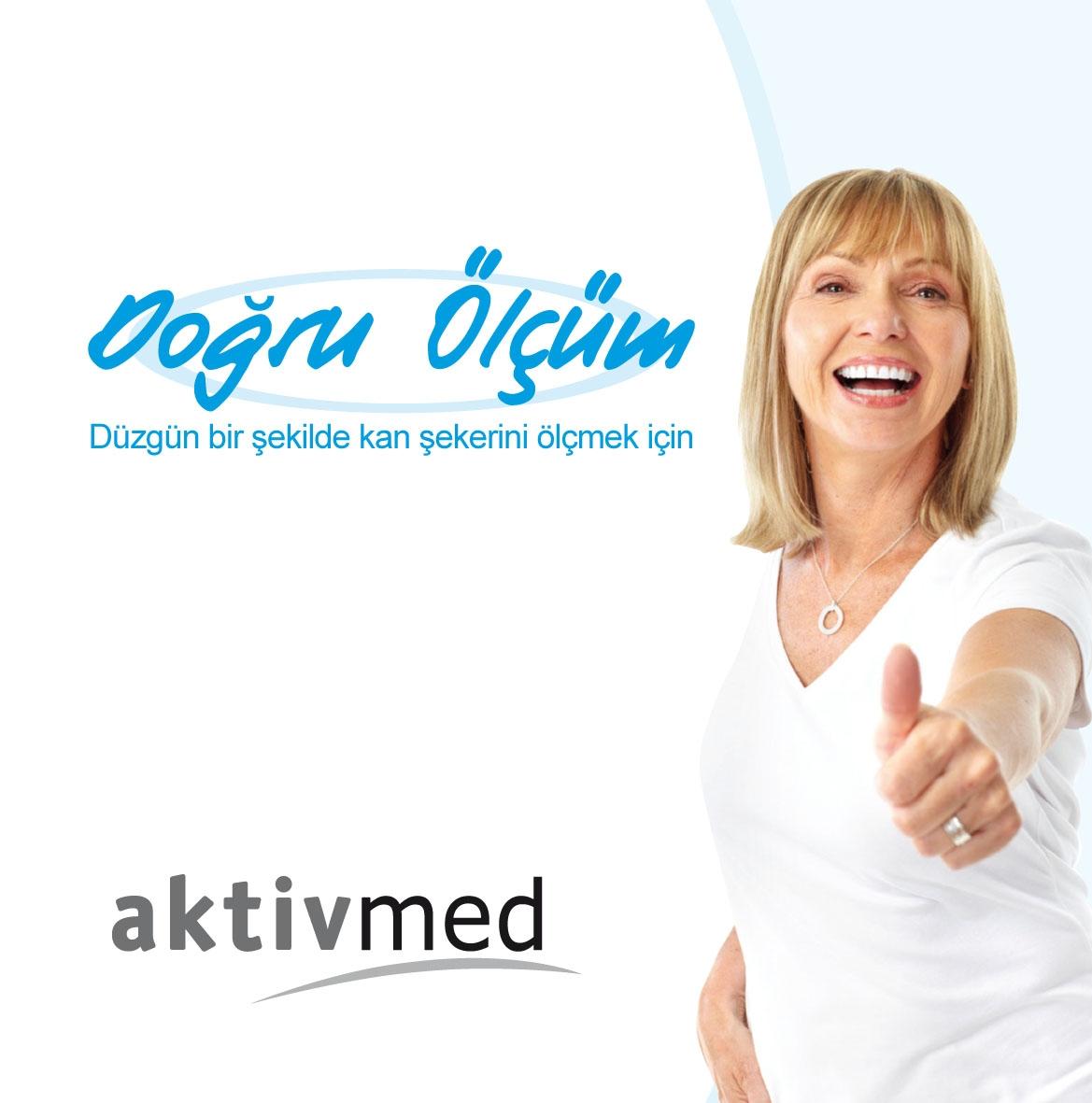 Broschüre Richtig Messen, türkisch