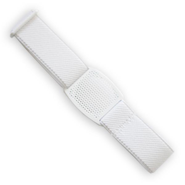 Freestyle Libre Fixierhalterung Gitter  - 1 Stück, weiß, Gr. L