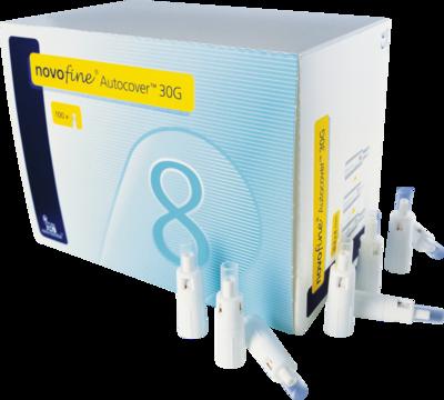 NovoFine Autocover Sicherheitspennadeln 8mm PZN00004400
