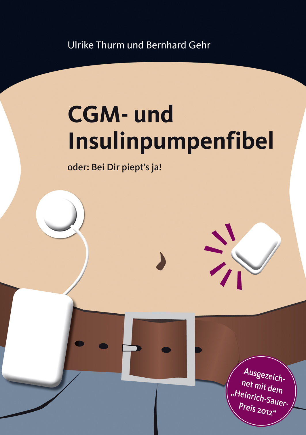 CGM- und Insulinpumpenfibel