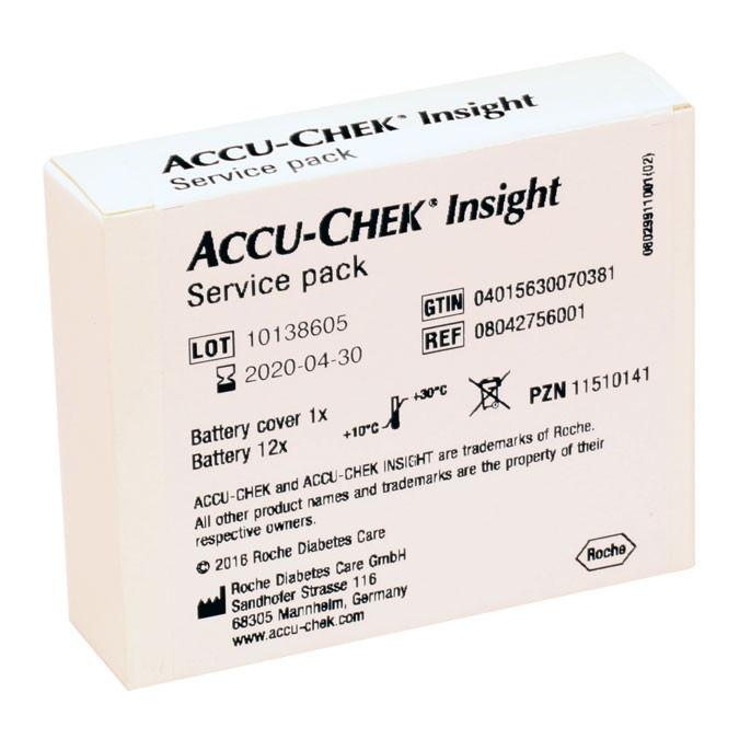 AccuChek Service Pack PZN 11510141