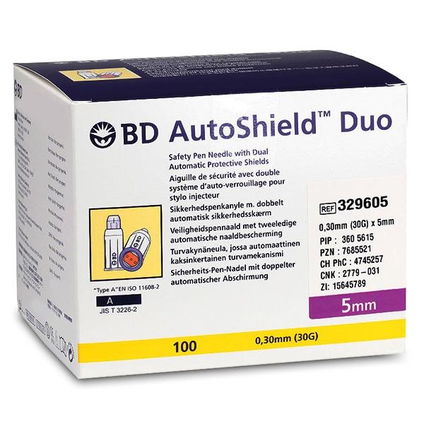 BD Autoshield Duo 5mm PZN07685521