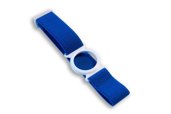Freestyle Libre Fixierhalterung Ring (weiß) - 1 Stück, blau, Gr.M