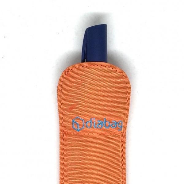 diabag PENCASE cool Nylon orange