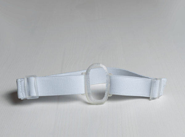 Dexcom G6 Halterung weiß/transparent, 1 Stück