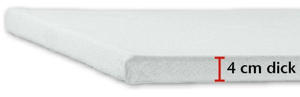 Best Schlaf Visko-Matratzenauflage