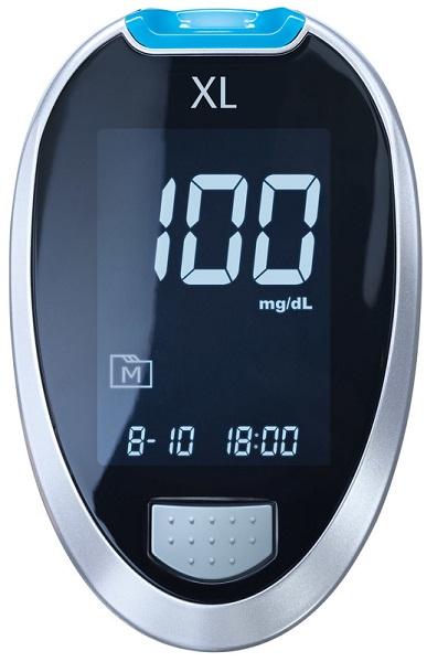 GlucoCheck XL mg/dl PZN 07543502