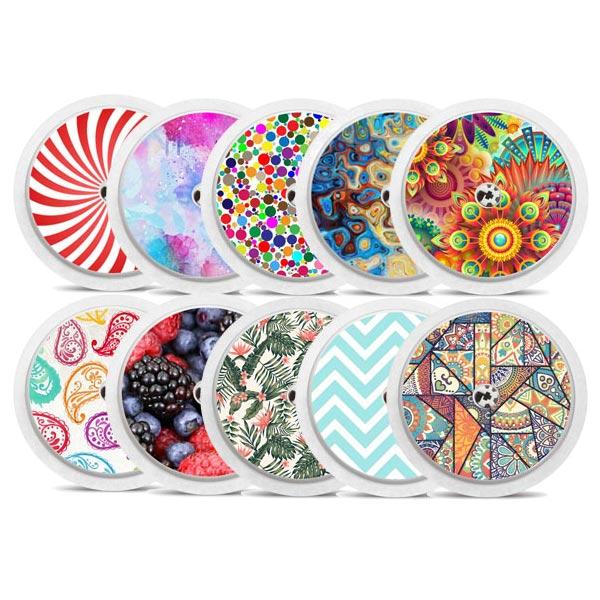 "FreeStyle Libre Sticker-Set ""Colorful"""