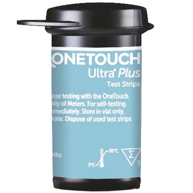 One Touch Ultra Plus Flex Teststreifen PZN13754775
