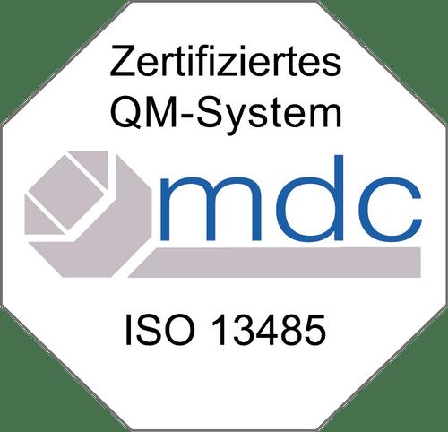 Icon mdc Zertifikat