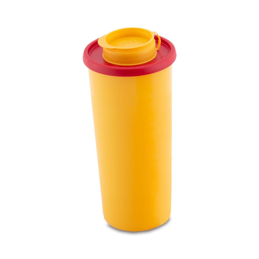 Kanülen und Lanzetten -Abwurfbehälter Quick Box 1,0 l