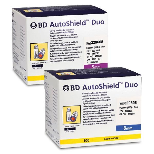 BD Autoshield Duo