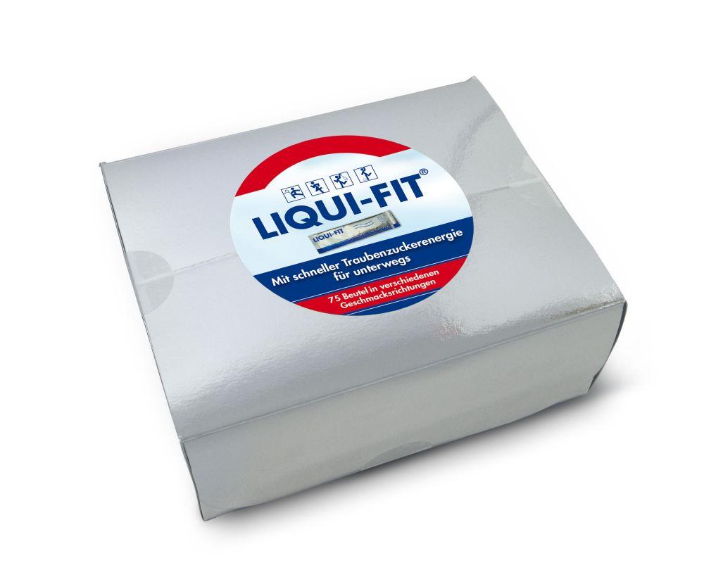 LIQUI-Fit Flüssigzucker Vorratsbox