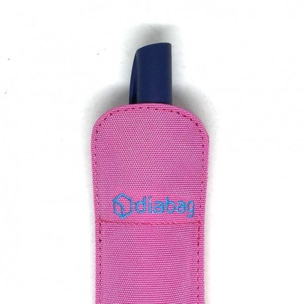 diabag PENCASE cool Nylon pink