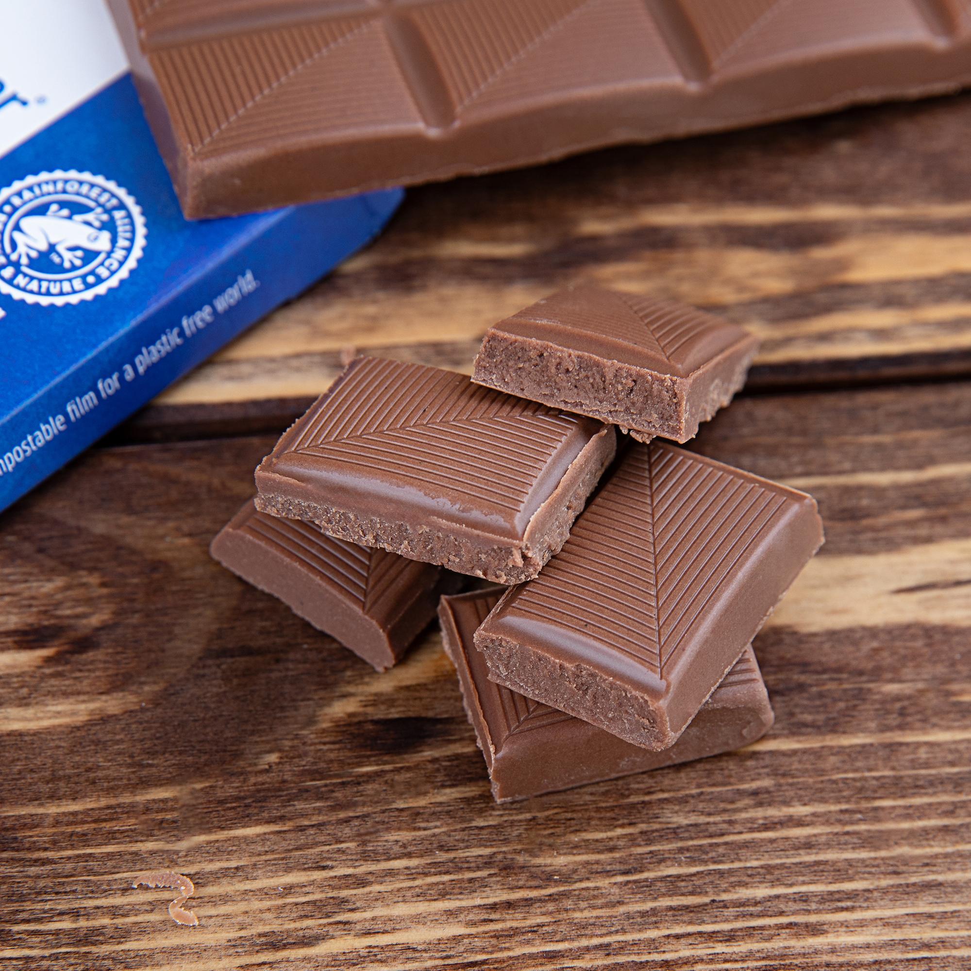 XUCKER Xylit-Schokolade Vollmilch