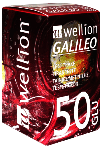 12470113 Galileo Glukose Teststreifen