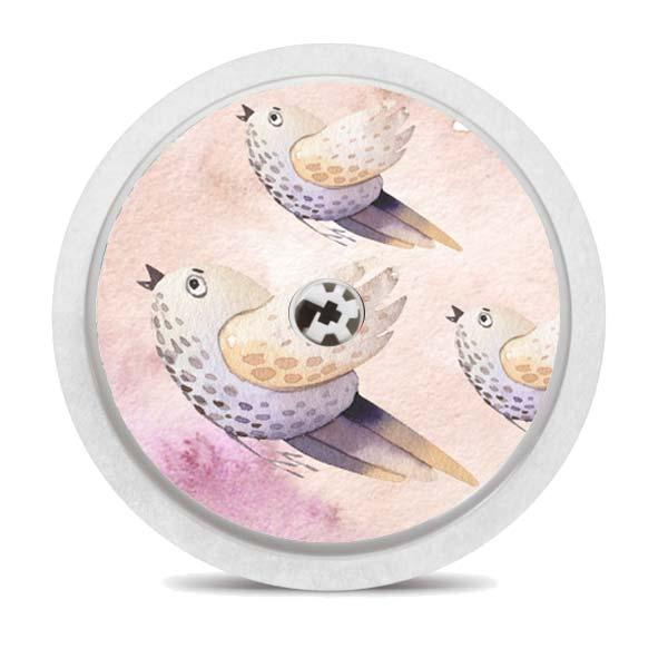 "FreeStyle Libre Sticker ""Friends of Forest"" - 6 Stück"