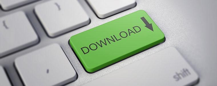 Tastatur mit grüner Taste Download