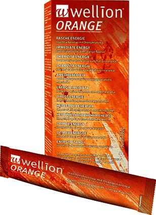 Wellion Orange Invertzuckersirup PZN 11257624