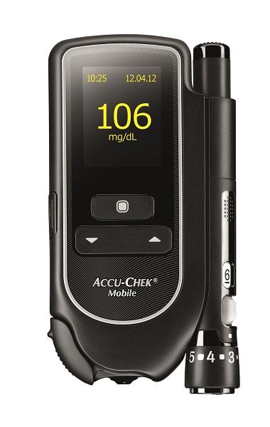 Accu Chek Mobile mg/dl - 09233214